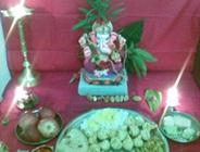 Ganesh Chaturthi SMS in Marathi