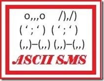 ASCII SMS