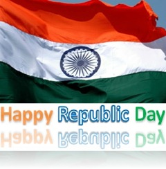 Enjoy 26th January Republic Day Of India With Republic Day Sms