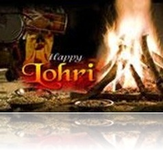 Lohri SMS, Happy Lohri SMS In Hindi